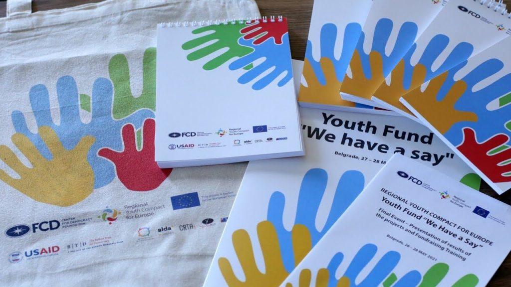 """Fond za mlade """"I naš glas treba da se čuje"""" – mladi o svojim projektima"""